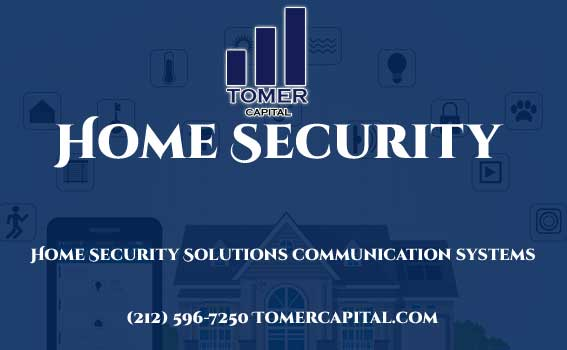 Home Security – Investment opportunity
