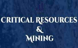 Critical Resources & Mining
